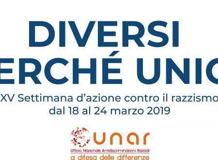XV Settimana di azione contro il razzismo
